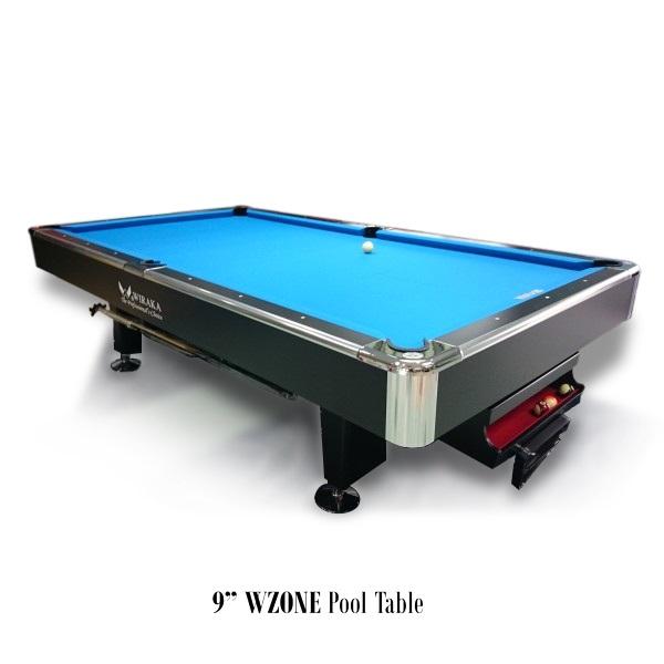 Kuwait Pro Centre - Pool table wraps